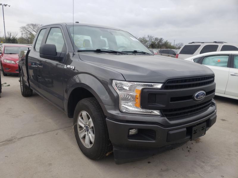 Vehiculos salvage en venta de Copart Wilmer, TX: 2019 Ford F150 Super