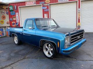Salvage cars for sale from Copart Madisonville, TN: 1979 Chevrolet C10