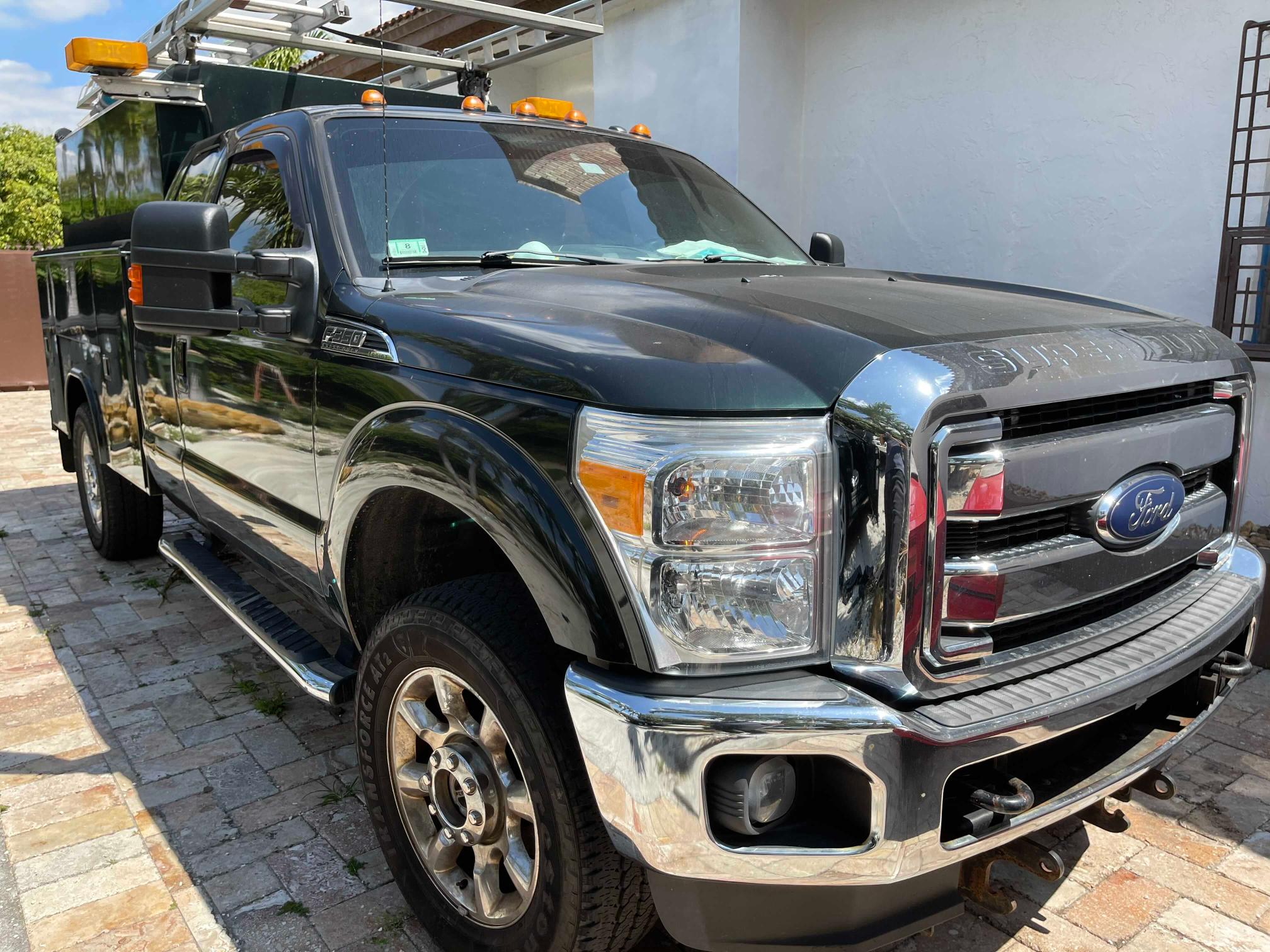 2014 Ford F350 Super for sale in Opa Locka, FL