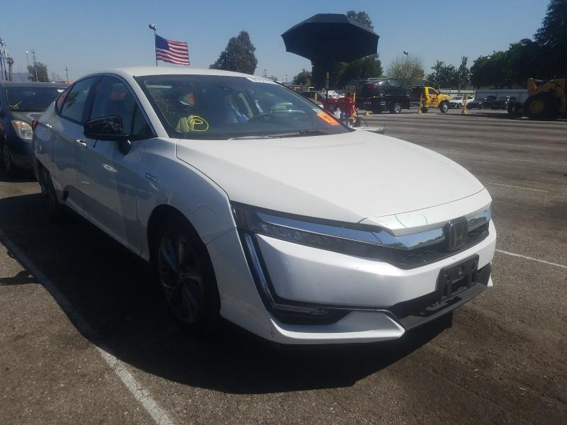 Honda Clarity salvage cars for sale: 2019 Honda Clarity