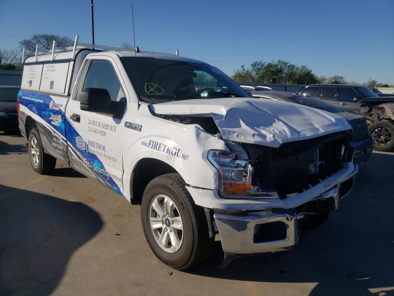 Vehiculos salvage en venta de Copart Wilmer, TX: 2020 Ford F150