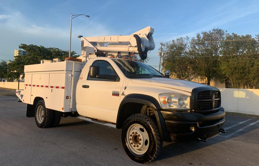 Vehiculos salvage en venta de Copart Homestead, FL: 2010 Dodge RAM 5500 S