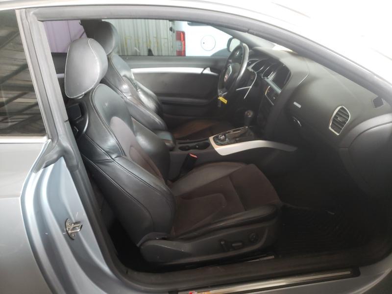 2011 AUDI A5 PRESTIG WAUWFAFR7BA056189