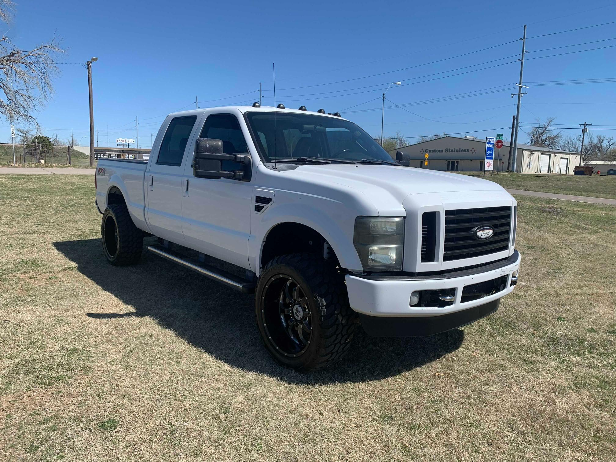 2009 Ford F350 Super for sale in Oklahoma City, OK