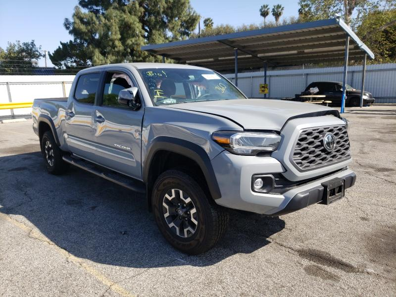 2020 Toyota Tacoma DOU for sale in Van Nuys, CA