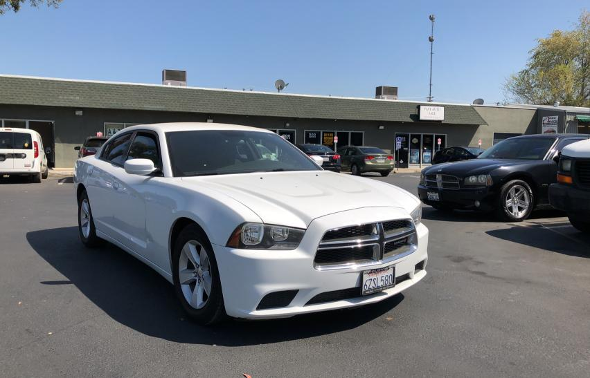 2013 DODGE CHARGER SE 2C3CDXBGXDH625306