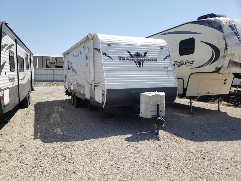Trail King Vehiculos salvage en venta: 2013 Trail King Trailer