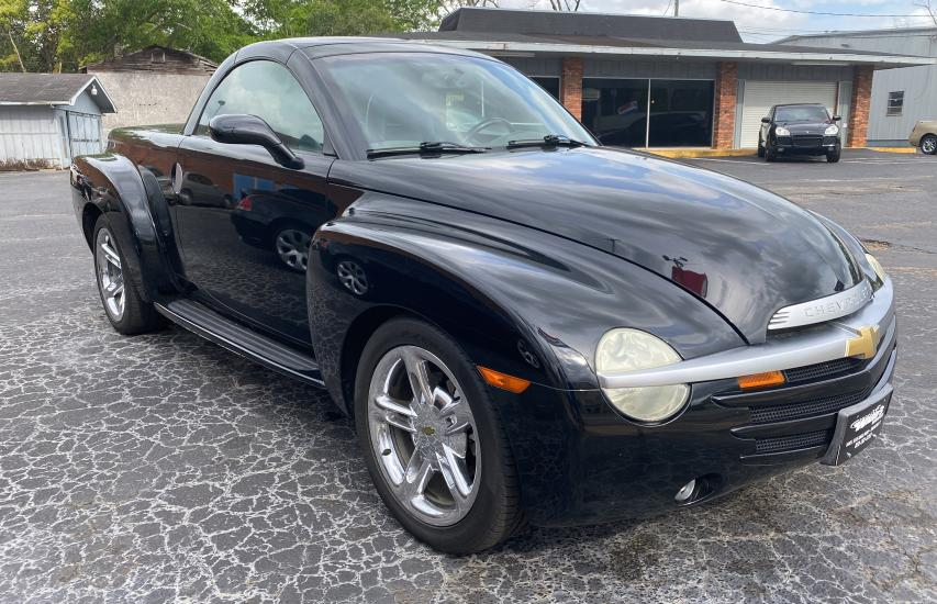 Salvage cars for sale from Copart Newton, AL: 2004 Chevrolet SSR