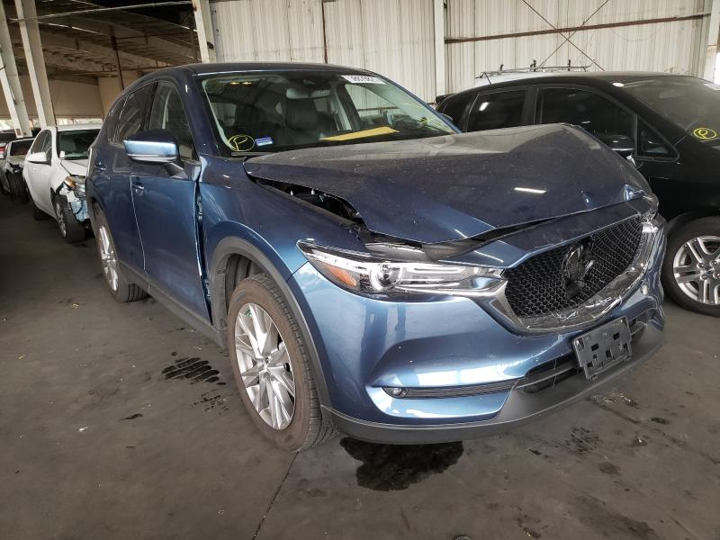 Mazda salvage cars for sale: 2020 Mazda CX-5 Grand Touring