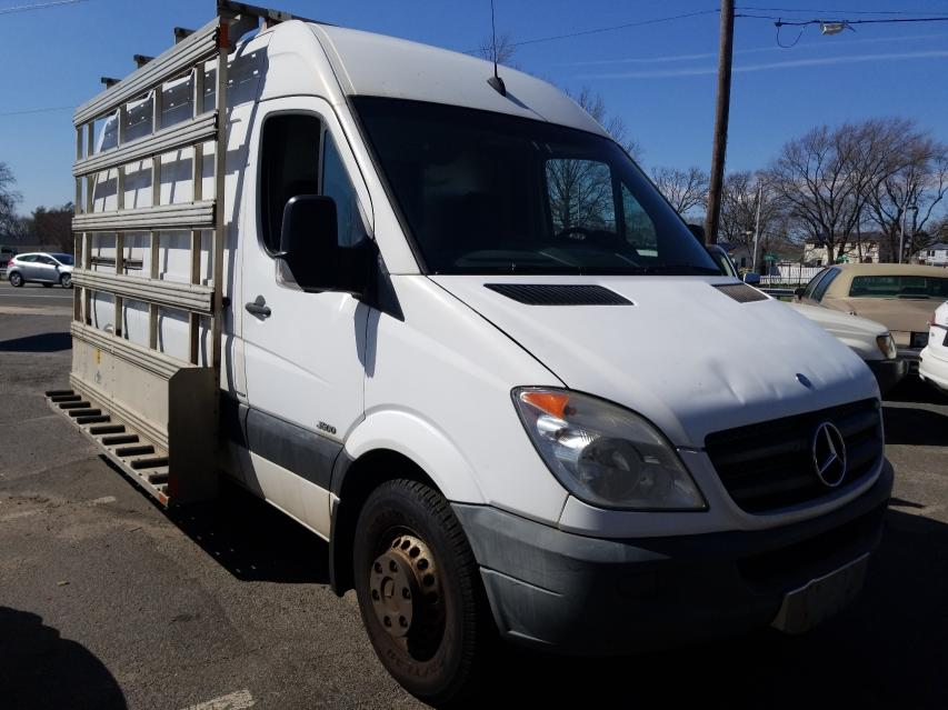 Mercedes-Benz salvage cars for sale: 2012 Mercedes-Benz Sprinter 3