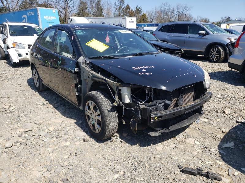 Hyundai Elantra salvage cars for sale: 2009 Hyundai Elantra