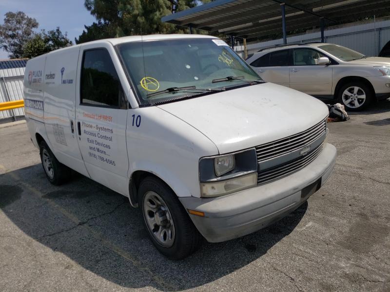 Chevrolet Astro salvage cars for sale: 2004 Chevrolet Astro