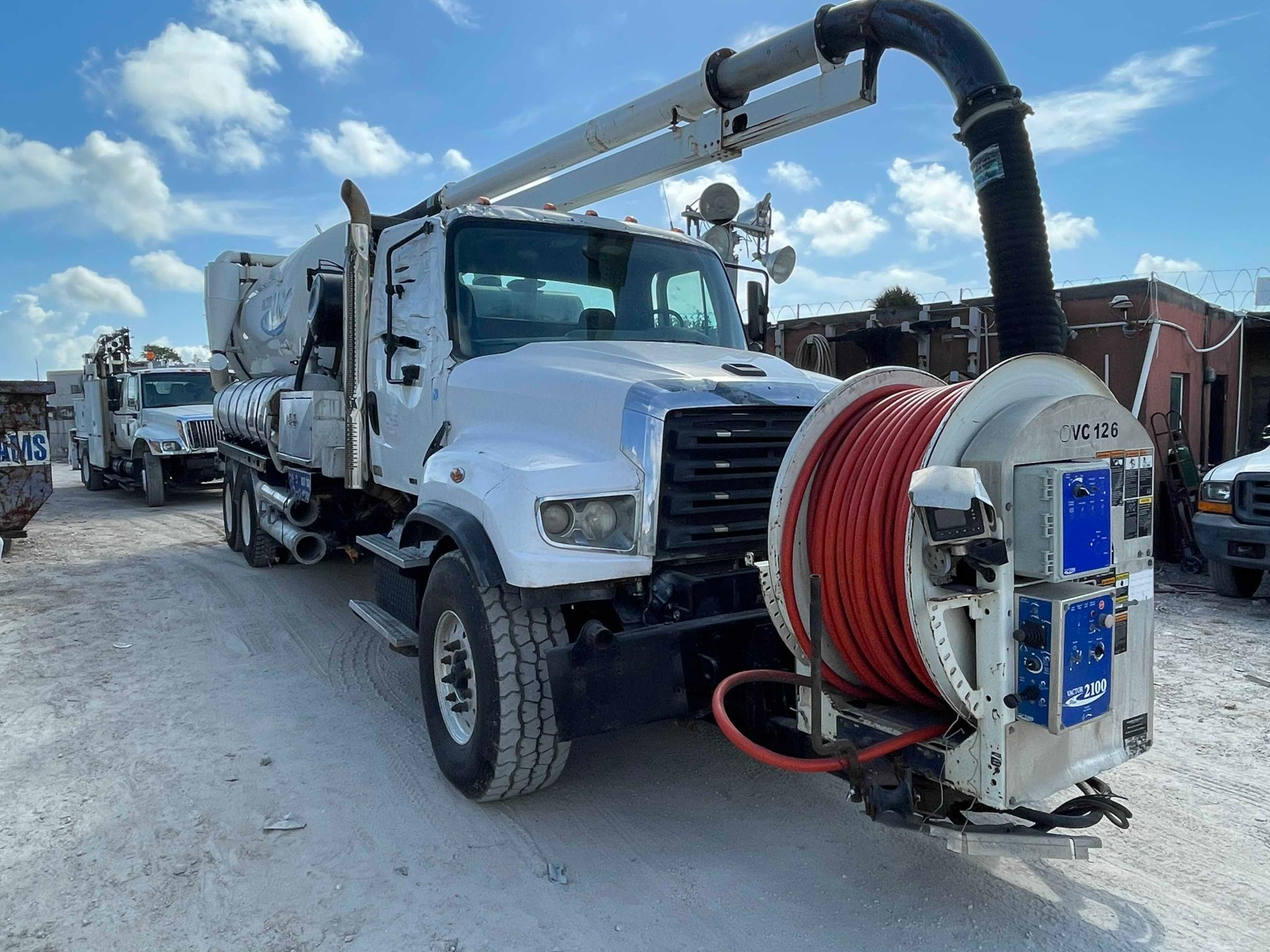 2012 Freightliner 114SD for sale in Opa Locka, FL