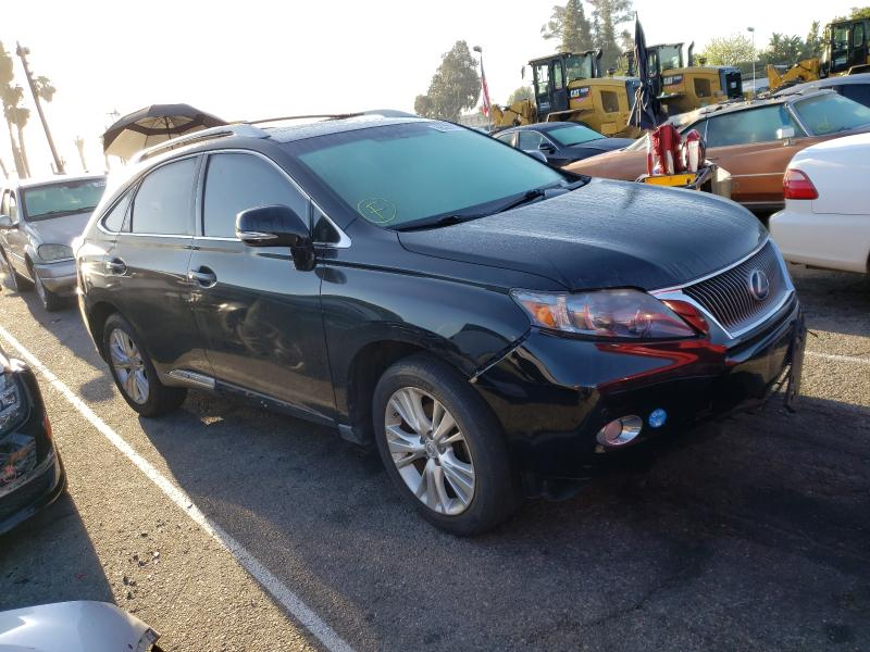 Salvage cars for sale from Copart Van Nuys, CA: 2010 Lexus RX 450