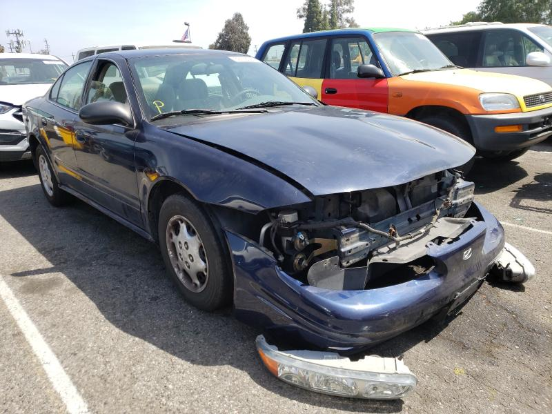 Oldsmobile salvage cars for sale: 2004 Oldsmobile Alero GX