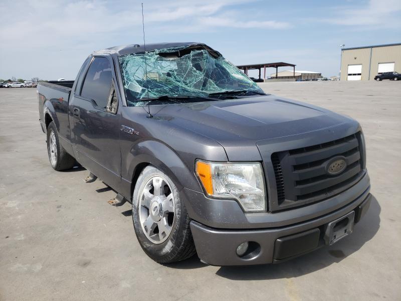 Vehiculos salvage en venta de Copart Wilmer, TX: 2009 Ford F150