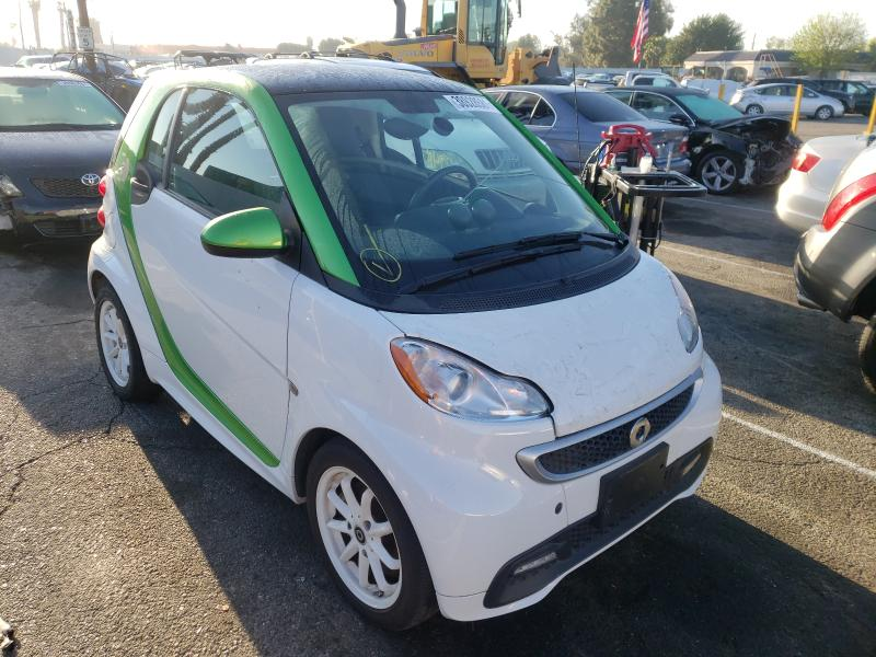 Smart Vehiculos salvage en venta: 2014 Smart Fortwo