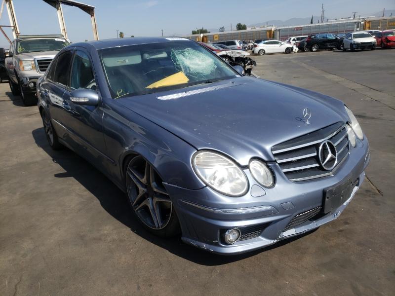Mercedes-Benz Vehiculos salvage en venta: 2003 Mercedes-Benz E 500
