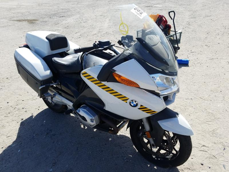 BMW salvage cars for sale: 2007 BMW R1200 RT