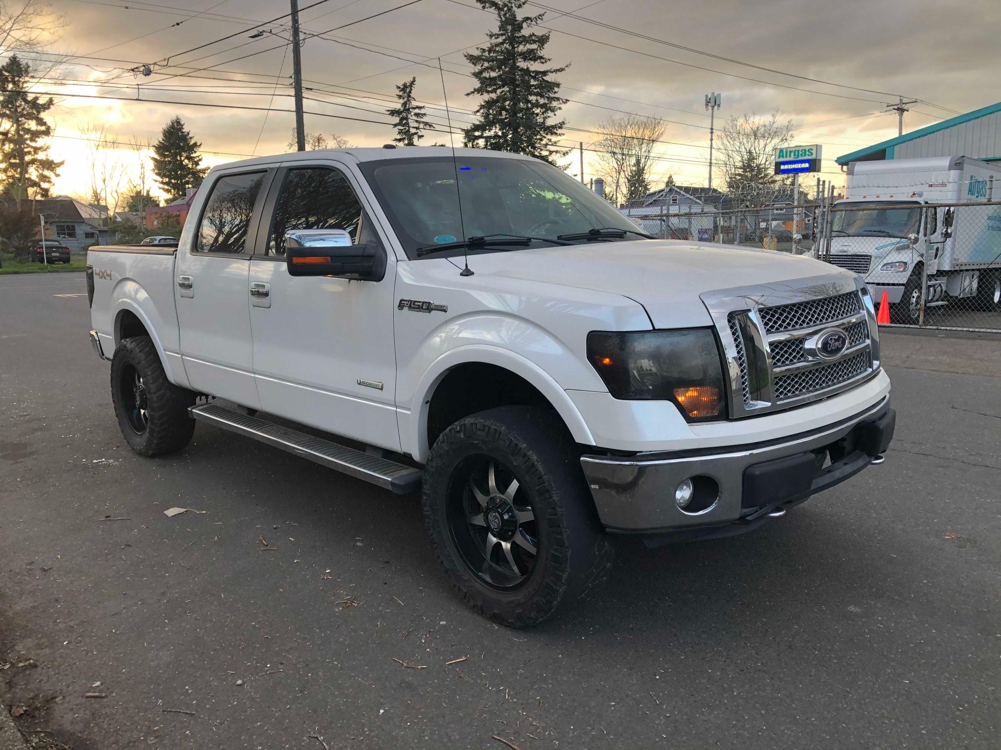 2012 Ford F150 Super for sale in Portland, OR
