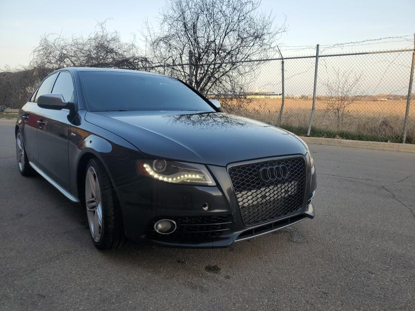 Salvage cars for sale from Copart Bowmanville, ON: 2011 Audi S4 Premium