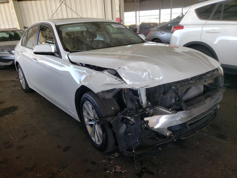BMW Vehiculos salvage en venta: 2016 BMW 320 I