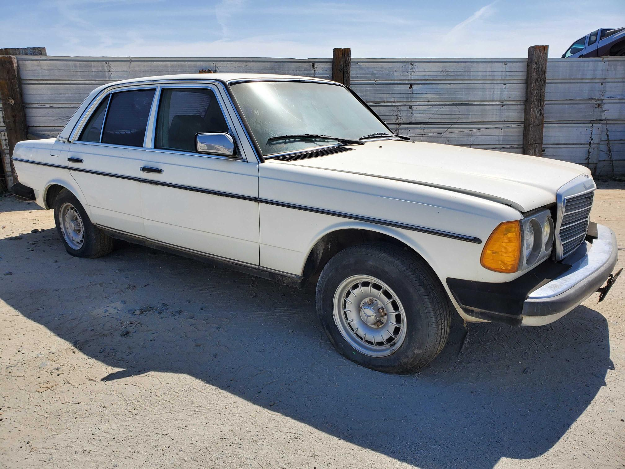 1985 Mercedes-Benz 300 DT for sale in Bakersfield, CA