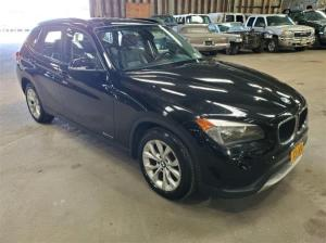 Salvage cars for sale from Copart Windsor, NJ: 2013 BMW X1 XDRIVE2