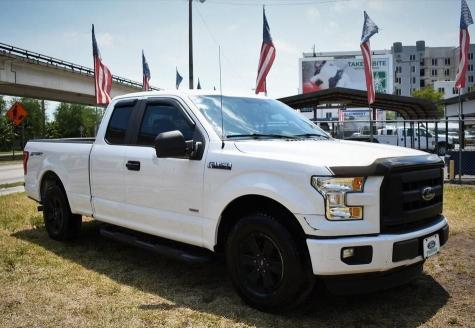 Vehiculos salvage en venta de Copart Miami, FL: 2015 Ford F150 Super