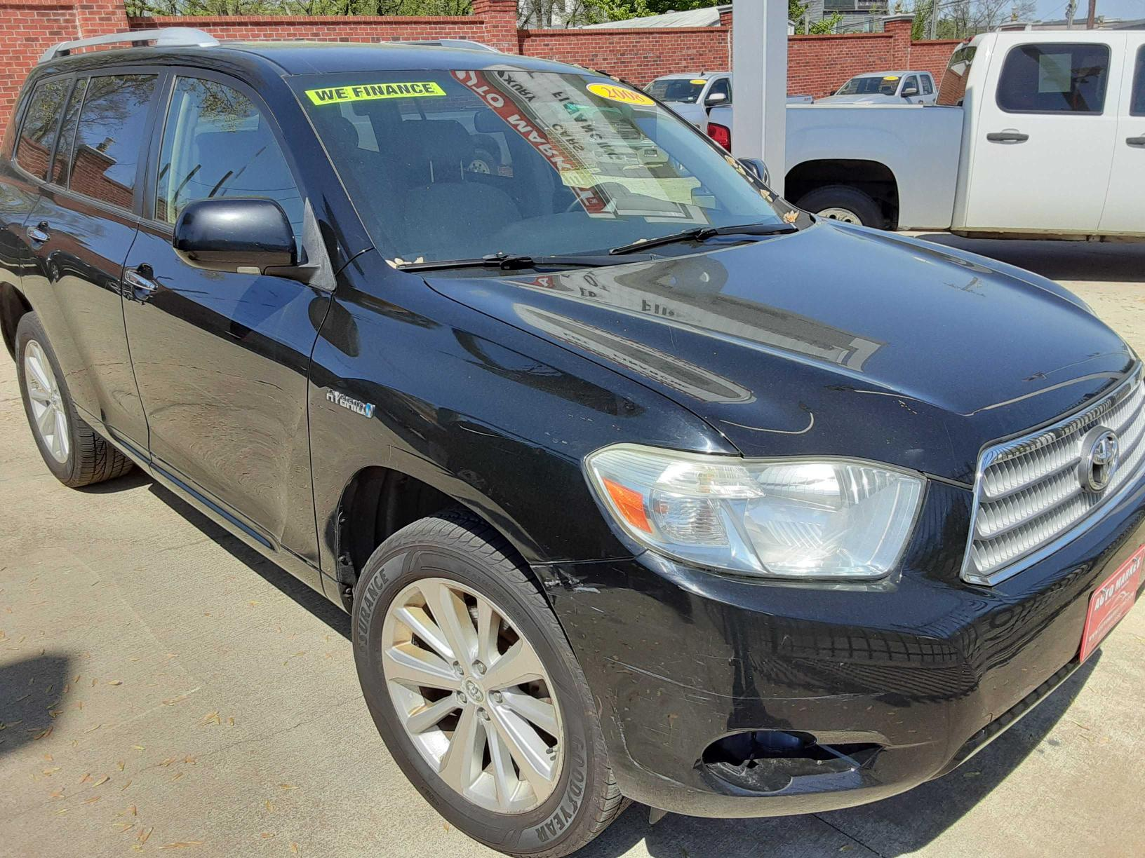 2008 Toyota Highlander for sale in Lebanon, TN