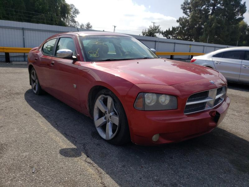 Salvage cars for sale from Copart Van Nuys, CA: 2008 Dodge Charger SX