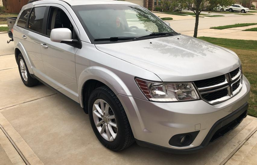 2014 Dodge Journey SX for sale in Houston, TX