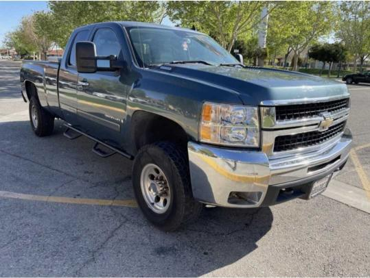 Salvage cars for sale from Copart Sun Valley, CA: 2007 Chevrolet Silverado