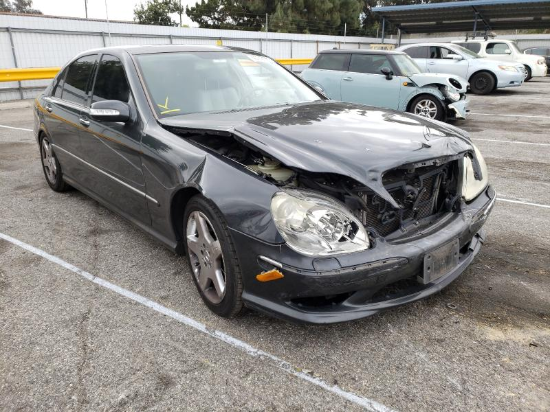 Mercedes-Benz Vehiculos salvage en venta: 2003 Mercedes-Benz S 430