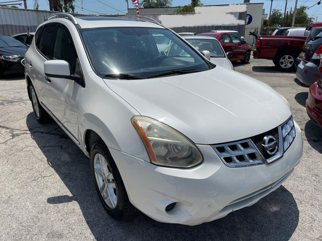 2012 Nissan Rogue S for sale in Miami, FL