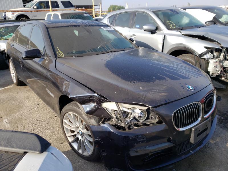 2012 BMW 740 LI WBAKB4C59CC576722