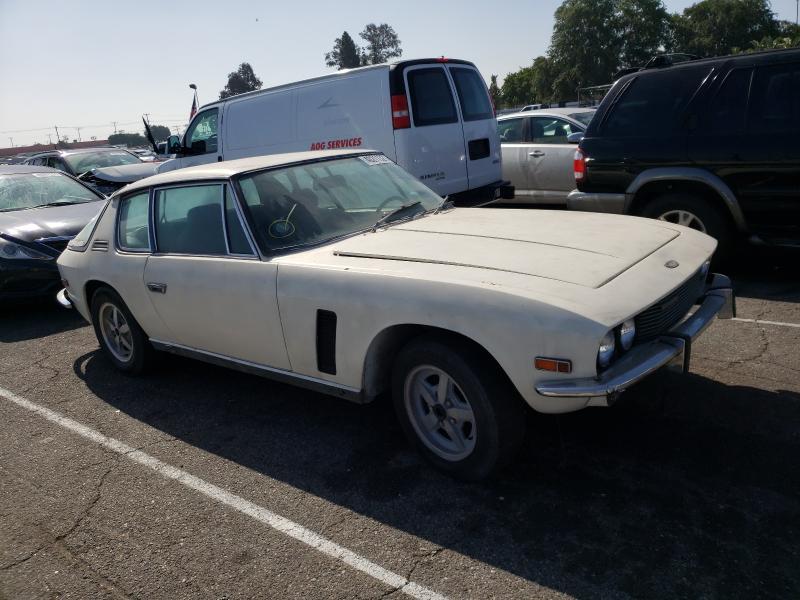 Jens salvage cars for sale: 1974 Jens Intercepto