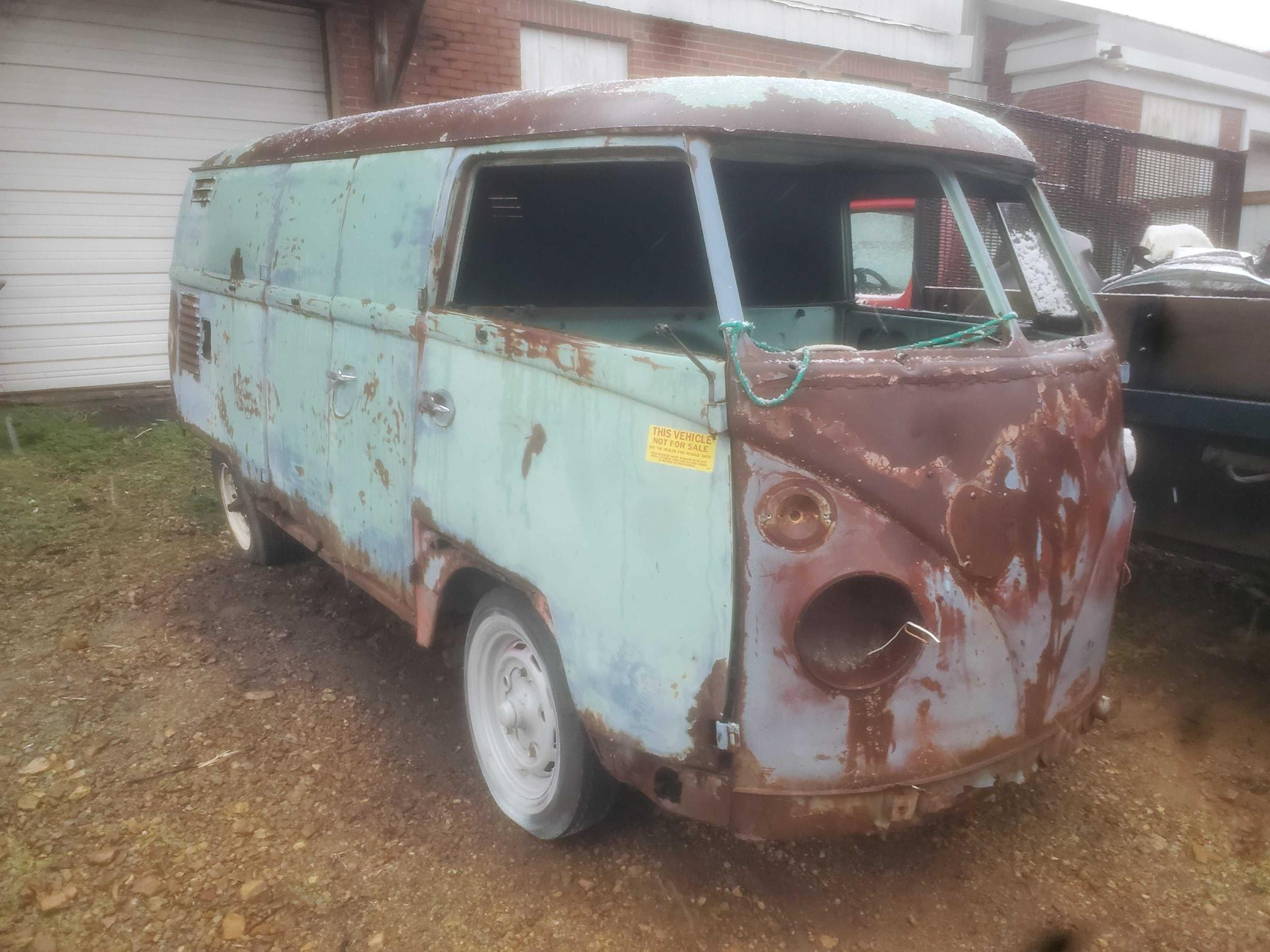 1963 Volkswagen Bus for sale in Lebanon, TN