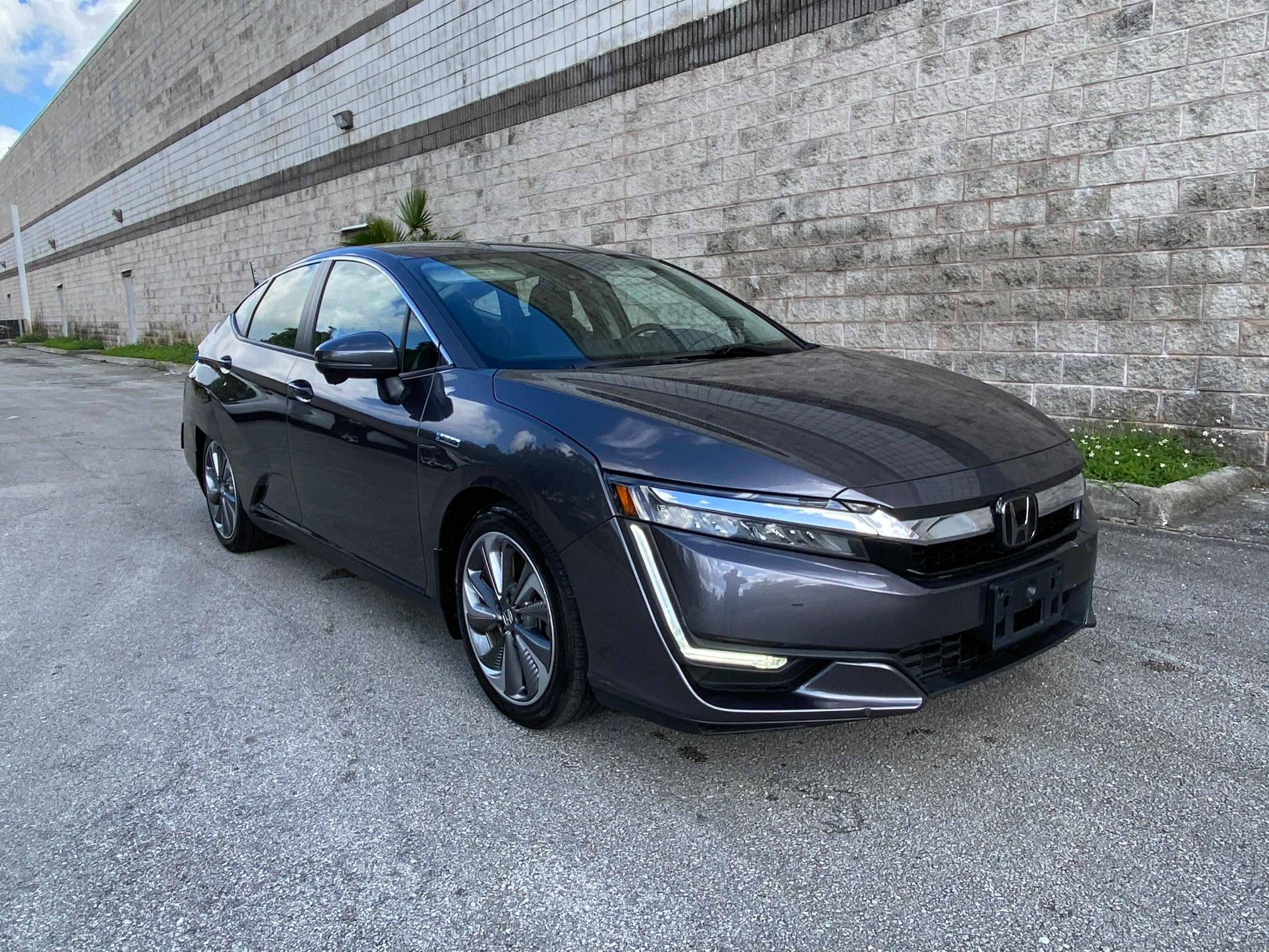 Salvage cars for sale from Copart Homestead, FL: 2018 Honda Clarity TO