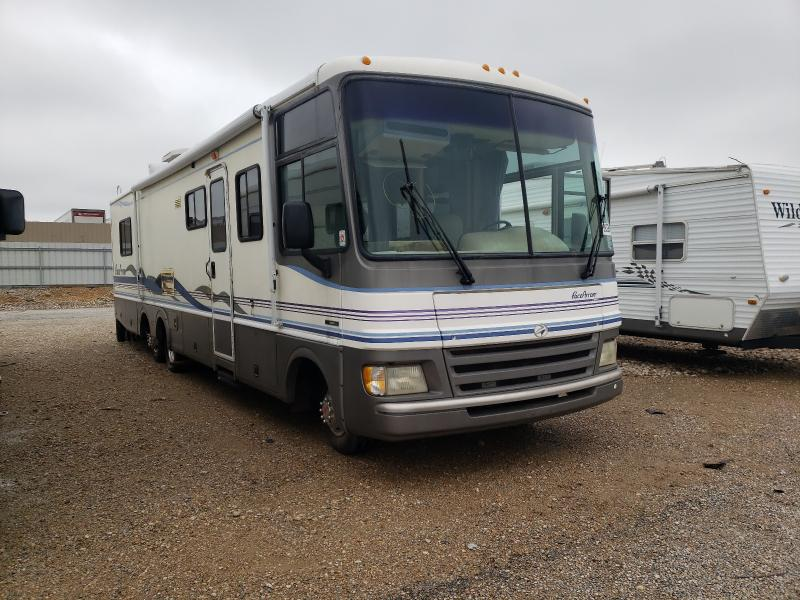 Pace American salvage cars for sale: 1998 Pace American Motorhome