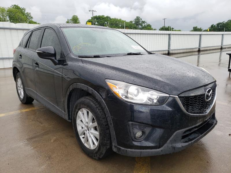 Vehiculos salvage en venta de Copart Wilmer, TX: 2015 Mazda CX-5 Touring