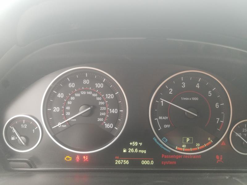2019 BMW 430XI GRAN WBA4J3C55KBL05697