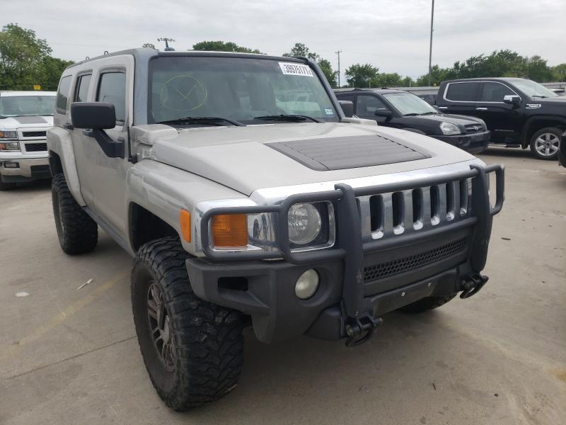 Vehiculos salvage en venta de Copart Wilmer, TX: 2006 Hummer H3