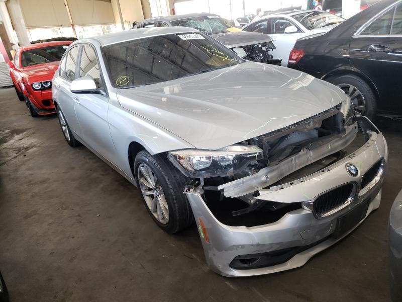 2017 BMW 320 I WBA8A9C5XHK620492
