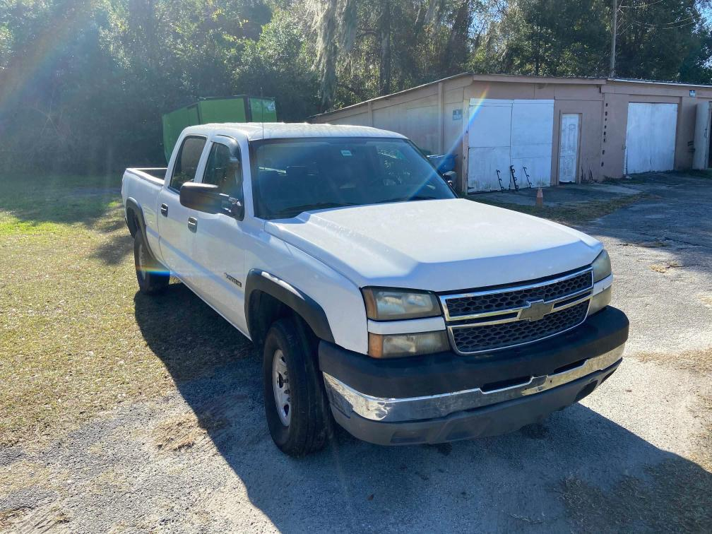 2005 Chevrolet Silverado for sale in Apopka, FL