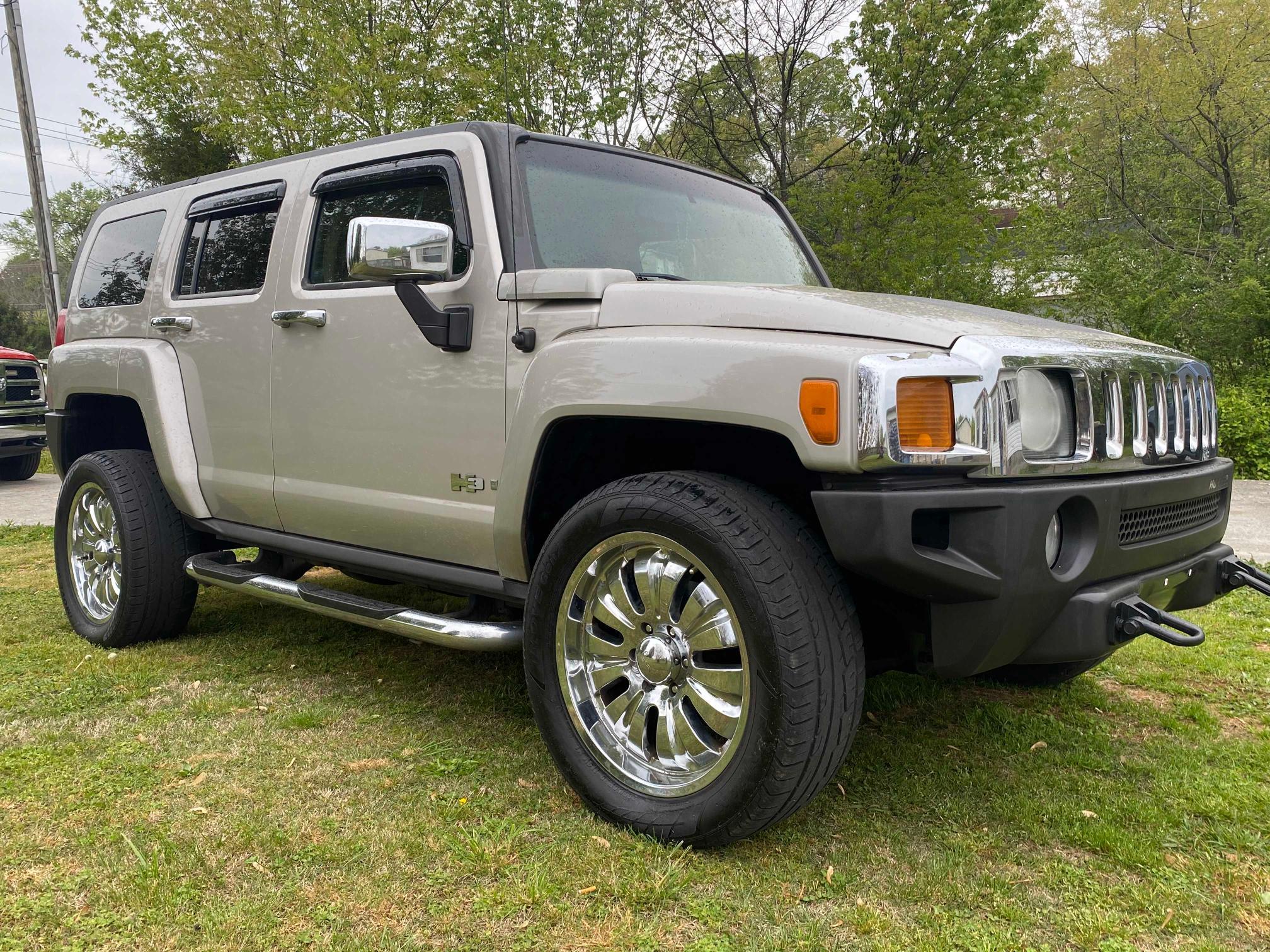 HUMMER H3 2006 0