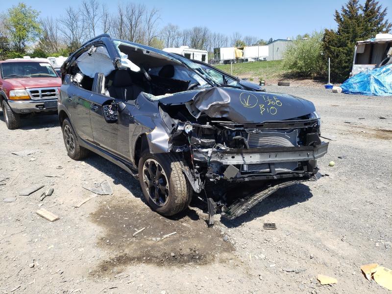 Salvage cars for sale from Copart Pennsburg, PA: 2021 Subaru Crosstrek