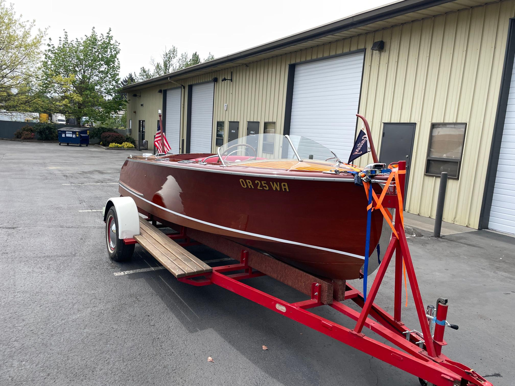 1947 Century Topper for sale in Portland, OR