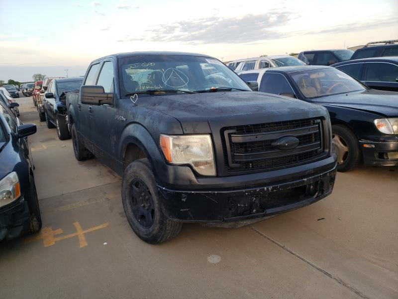Vehiculos salvage en venta de Copart Wilmer, TX: 2014 Ford F150 Super
