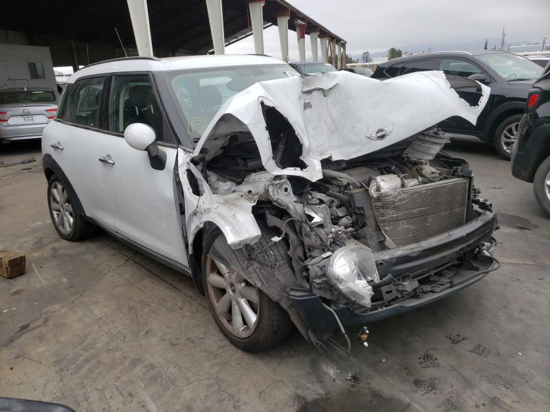 Salvage cars for sale at Van Nuys, CA auction: 2014 Mini Cooper S C